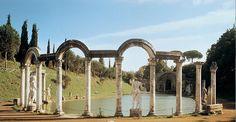 serapeum hadrian villa rome - Google Search
