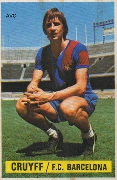CRUYFF (F.C. Barcelona - 1975)