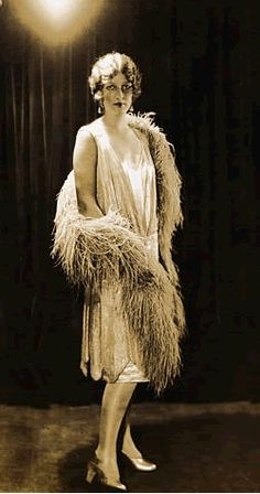 1920's Flapper - @Mlle