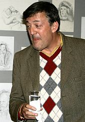 Stephen Fry - Quintessential type of being english.