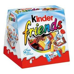 Kinder Friends 34 Assorted Chocolates 7.05 Ounce ** Read more reviews of the product by visiting the link on the image.