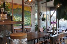 세계조가비 박물관  커피숍