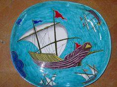 Sıtkı OLÇAR - Sanatçı Detayı - Turkish Paintings Turkish Tiles, Objects, Plates, Sculpture, Gelato, Artist, Licence Plates, Dishes, Ice Cream