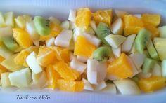 Ensalada de Frutas o Macedonia de Frutas