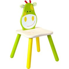Giraffe Chair now featured on Fab.