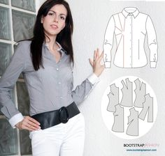 Bootstrapfashion.com - Designer Sewing Patterns, Free Trend Reports and Fashion Designer Resources