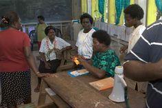 Papue Nová Guinea |  missio.cz - Papežská misijní díla