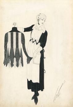 Erté 1919