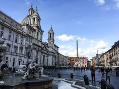Awesome Navona Place in Rome!