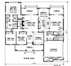 Love overall plan.  Look at dimensions.  Note the view from the front (go to site)