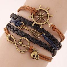 Multi-Layer weaving Bracelet