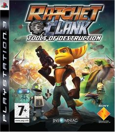 From 4.55 Ratchet And Clank: Tools Of Destruction (ps3)