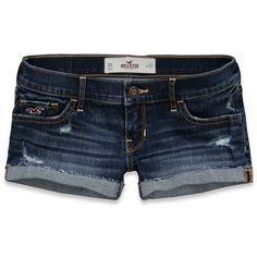Hollister Co Coronado Island Shorts ($35) ❤ liked on Polyvore