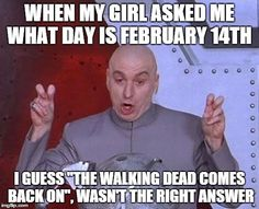 Dr Evil Laser | WHEN MY GIRL ASKED ME WHAT DAY IS FEBRUARY 14TH I GUESS