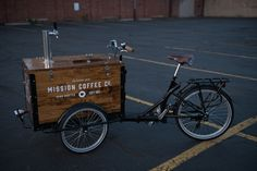 Say Hello to Mission Cold Brew, Columbus' Hot New Cold Tap Bike ...