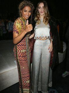 Ciara et Suki Waterhouse