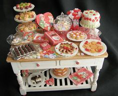 Valentines Day Party for Debbie by goddess of chocolate, via Flickr