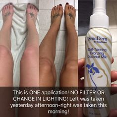 Yup these are my legs!! Just say NO to tanning beds! This alternative made by SeneGence will give you the perfect glow! Contact me today! Nicole's Lip Swag on Facebook or check out my website www.senegence.com/nicolefinley