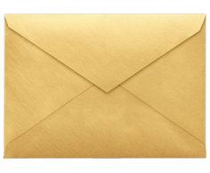 by Envelopes Store 5 1//4 x 7 1//4 Lee BAR Envelopes - Black Linen 50 Qty.