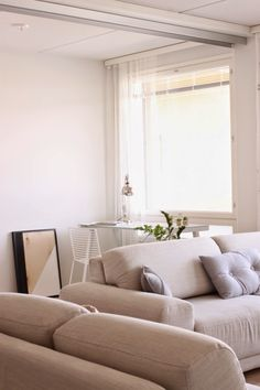 Homestaging Interior Inspiration, Curtains, Projects, Home Decor, Log Projects, Blinds, Blue Prints, Decoration Home, Room Decor