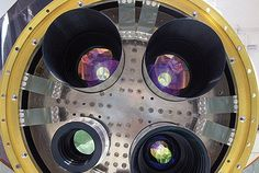 Unusual light in dark space revealed by Los Alamos, NASA