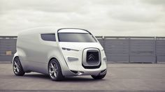 Automobile, 2cv6, Design Industrial, Pt Cruiser, Ford Capri, Futuristic Cars, Custom Vans, Small Cars, Transportation Design