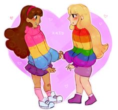 Mabel x Pacifica