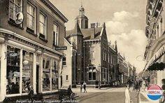 Zuivelstraat Bergen op Zoom (jaartal: 1930 tot 1940) - Foto's SERC