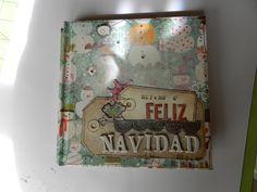 Mini album navidad