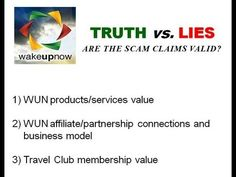 Watch the video and look over the picture of the discounts and savings to see if you still have to ask is WakeUpNow real