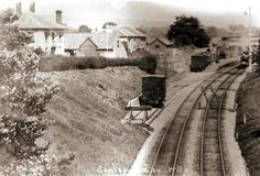 Approaching Semley Station Homeland, Dairy, History, Antiques, House, Outdoor, Antiquities, Outdoors, Historia