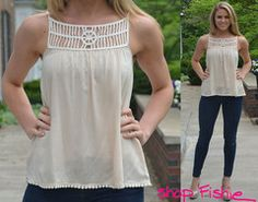 Shake Your Pom Poms Top and 20% off with code S37PSP91PXT1