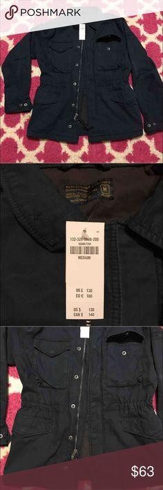 Abercrombie men jacket M size new Abercrombie men jacket M size new Abercrombie & Fitch Jackets & Coats
