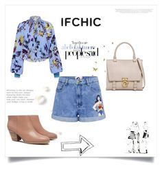 """IFCHIC"" by dudavagsantos ❤ liked on Polyvore featuring Rachel Comey, TIBI, 10 Crosby Derek Lam, Paul & Joe Sister, Yoco Nagamiya and ifchic"
