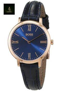 La grande marque de Luxe allemande Hugo Boss s'attaque au marché de l'horlogerie. Les montres suivent l'esprit contemporain et perfectionniste de la marque, elle vous proposera un design haut de gamme. Hugo Boss signe l'élégance avec leurs collections de montres pour homme et pour femme.