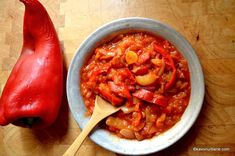 Veg Recipes, Vegetarian Recipes, Cooking Recipes, Healthy Recipes, Healthy Food, Hungary Food, Romanian Food, Exotic Food, 30 Minute Meals