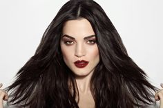 #makeup #brownsmokyeyes #darklips #beauty #makeupartist #makeupSchool #fashion #trends #hair by #maiarohrer para @frumboliestudio  Model Carla Moure ( Agencia civiles) Ph Ines Garcia Baltar