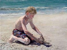 Americana Canvas Painting Contest Winners | Ruben Ruiz