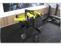 Forearm Blaster - THD Line - Titan-Fitness (wrist roller,hand gripper,wrist curl)