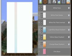 Minecraft Banner Patterns, Minecraft Banners, Minecraft Decorations, Minecraft Designs, Minecraft Projects, Minecraft Crafts, Minecraft Furniture, Minecraft Architecture, Minecraft Buildings