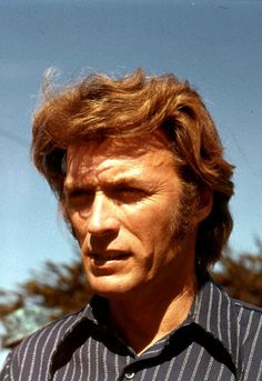 candid of Clint Eastwood, c. early 1970s