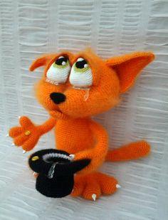 4 - ******************** - Галерея - Форум почитателей амигуруми (вязаной игрушки)