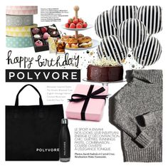 """Happy Birthday, POLYVORE !"" by dian-lado ❤ liked on Polyvore featuring art, contestentry and happybirthdaypolyvore"