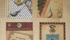 How to Make Fun Harry Potter Printables with Kodak Design Gallery Software DVDs
