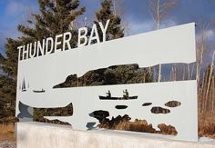 iconic gateway signage feature - Google Search