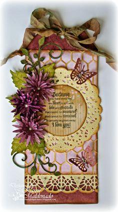 Cheery Lynn Designs Challenge 128 - Pretty in Purple