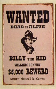 September 23, 1875, Billy the Kid is arrested for the first time after stealing a basket of laundry. He later broke out of jail and roamed the American West, eventually earning a reputation as an outlaw and murderer and a rap sheet that allegedly included 21 murders.