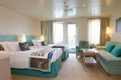 The Cloud 9 Spa Balcony cabin on Carnival Breeze. (photo: Cruise Critic)