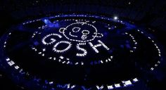 The London 2012 opening ceremony