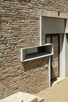 Picture House by Barilari Architetti, Ripatransone, Italy